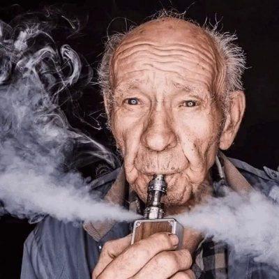 Tupakasta eroon vapottamalla